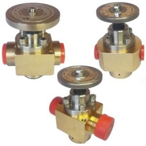 Hand and Pilot Operated Stop Valves