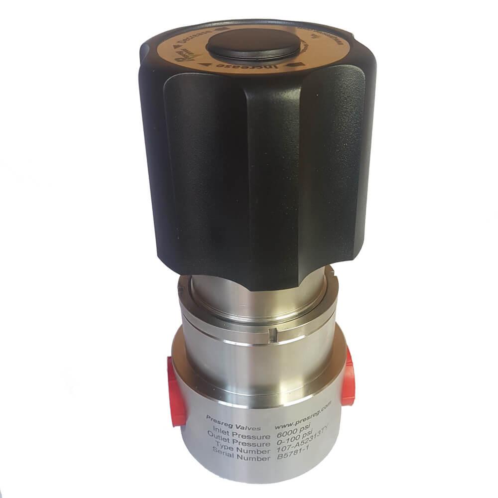 High Pressure / High Flow Controller